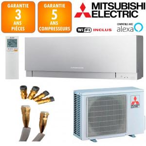Climatiseur Prêt à poser Mitsubishi MSZ-EF25VGKS