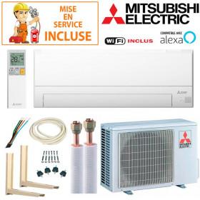 Pack Confort Climatisation Mitsubishi MSZ-BT50VGK