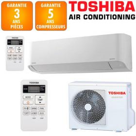Climatiseur Mural Toshiba Seiya RAS-B13J2KVG-E + RAS-13J2AVG-E
