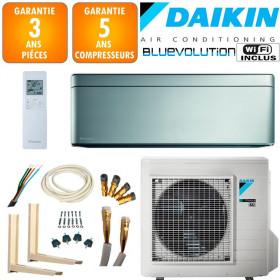 Pack Climatiseur Daikin Stylish FTXA42BS + RXA42B
