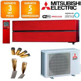 Climatisation Prêt à poser Mitsubishi MSZ-LN25VGR