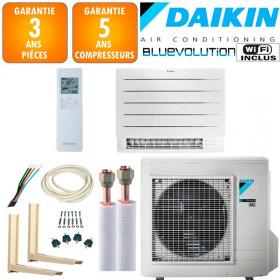 Pack Climatiseur à faire poser Console Daikin FVXM50A
