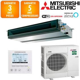 Climatiseur Gainable Mitsubishi PEAD-M100JA