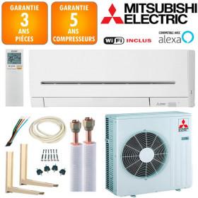 Pack Climatiseur à faire poser Mitsubishi MSZ-AP60VGK
