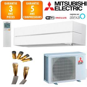 Climatisation Prêt à poser Mitsubishi MSZ-LN25VGW